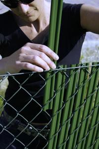 Vantaggi reti recinzioni - Recinzioni privacy giardino ...
