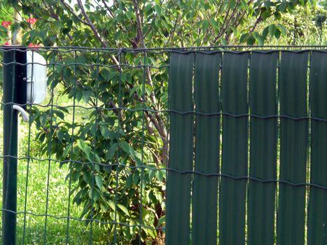 Recinzioni da giardino giardinaggio reti per recinzioni da esterno - Recinzione per giardino ...