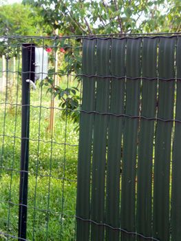 Recinzioni da giardino, giardinaggio, reti per recinzioni da esterno