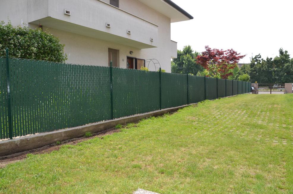 Steccato Giardino Plastica : Staccionate in plastica per giardino